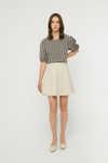 Skirt K021 Beige 1