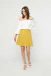 Skirt K022 Mustard 1