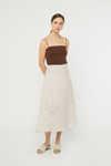 Skirt K025 Cream 1