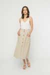 Skirt K028 Beige 1