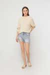 Sweater 3212 Cream 1