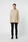 Sweater J019 Cream 1