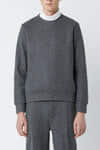 Sweatshirt 2668 Heather Gray 1