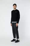 Sweatshirt 3302 Black 9