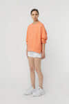 Sweatshirt K147 Orange 1