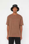 TShirt 3616 Brown Stripe 9
