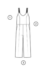 ROMPER 3232 measuring guide thumbnail