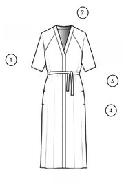 DRESS 4288 measuring guide thumbnail