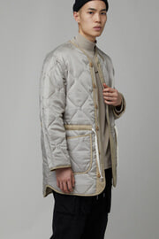 QUILTED SHELL JACKET 5081 thumbnail