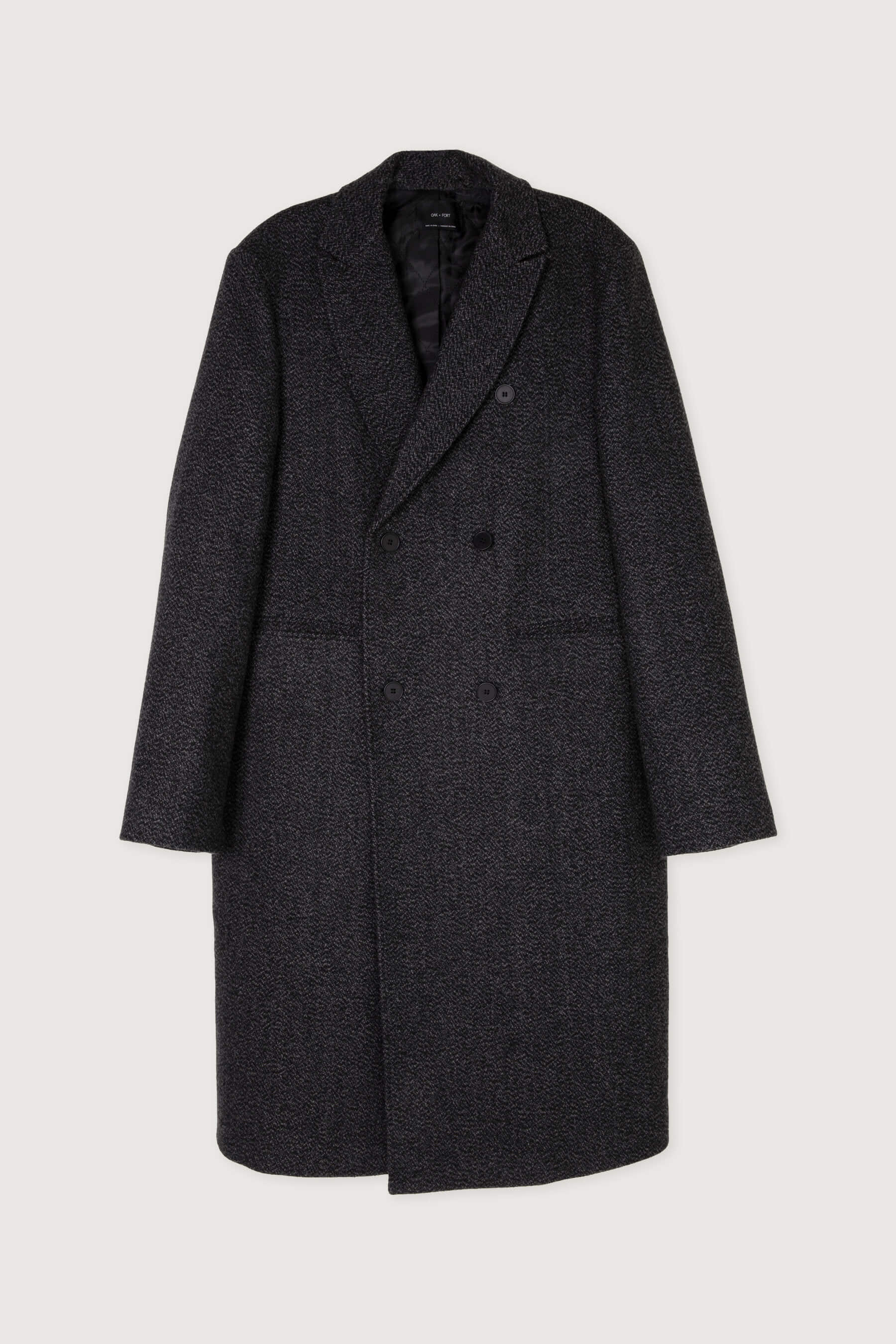 Coat 3934 by Oak + Fort