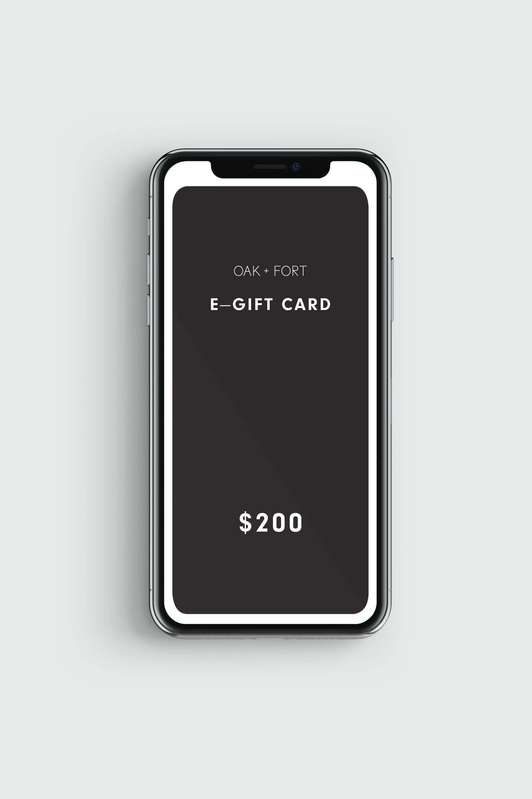 Gift Card Two Hundred Default 01