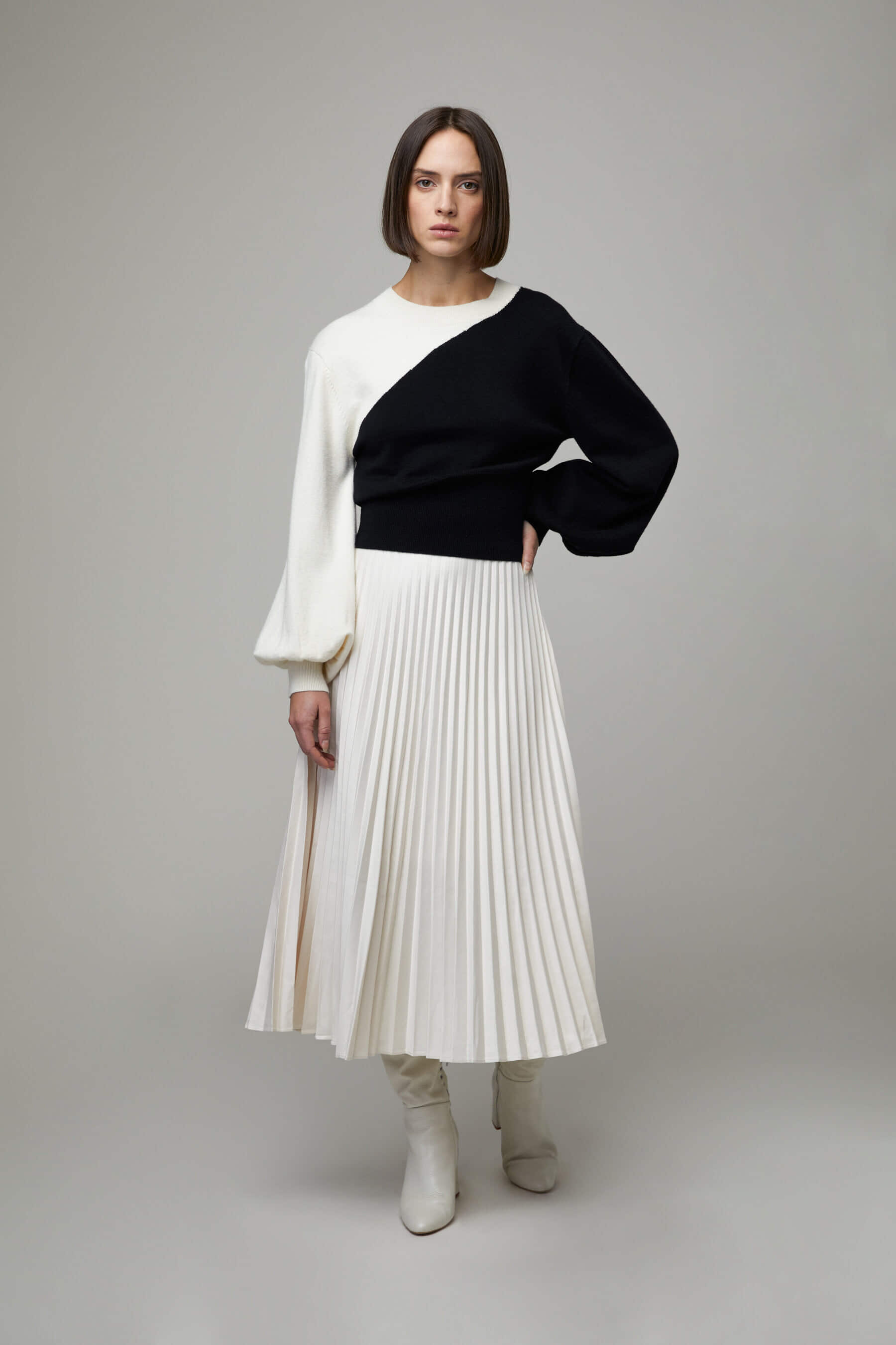 Sweater 3869 by Oak + Fort