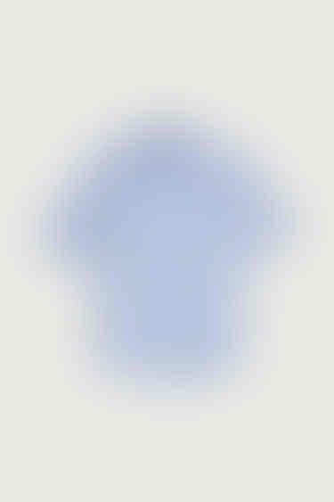 Blouse 6816 Blue 8