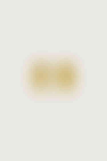 Earring K087 Mustard 3