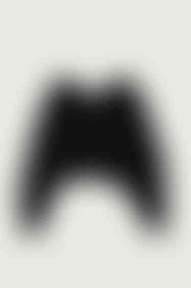 Sweatshirt 4687 Black 8