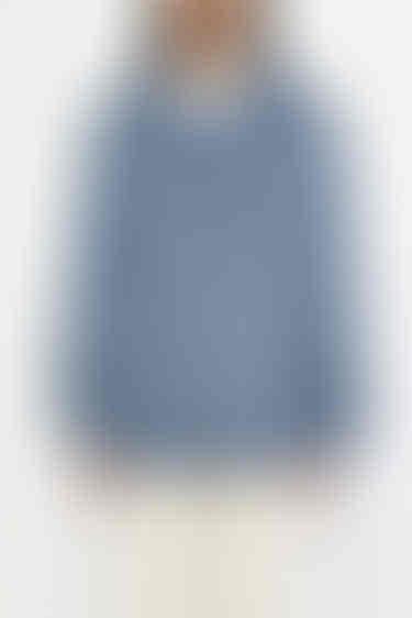 Unisex Denim Jacket 3489 Indigo 2